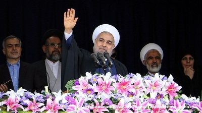 "Rouhani wants wartime executive powers to address ""economic war"" waged by US on Iran"