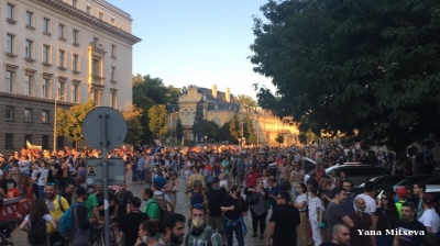 Protests in Bulgaria expand to more cities, get support from US embassy