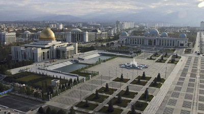 Turkmenistan offers state office workers street-sweeping work as alternative to complete dismissal