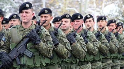 Kosovan parliament gives nod to formation of army