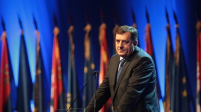Milorad Dodik to run for Bosnia's state-level presidency