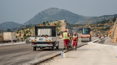 Montenegro asks EU for help to repay Chinese motorway loan