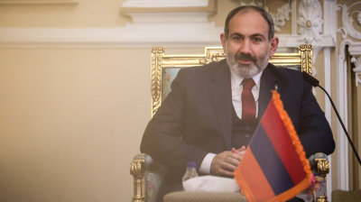 Armenia's PM Pashinian tests positive for coronavirus