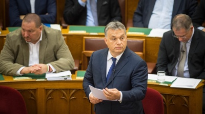 Hungary's Fidesz pulls out of EPP before it is expelled
