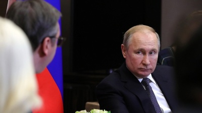 Putin accuses Bulgaria of deliberately delaying Turkish Stream
