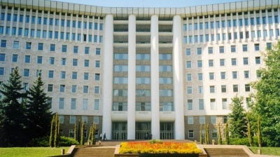 EU condemns Moldovan parliament's vote to sack top Constitutional Court judge