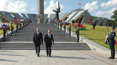 COMMENT: Tempo of Belarus and Russia's integration talks rises but matters remain delicately poised