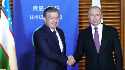 Uzbekistan has decided to join EEU says Russian official