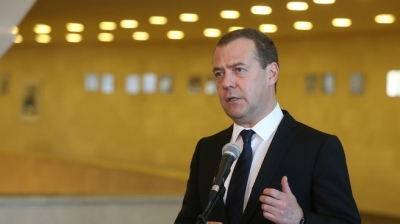 UPDATED: Russian Prime Minister Dmitry Medvedev and entire Russian government quit