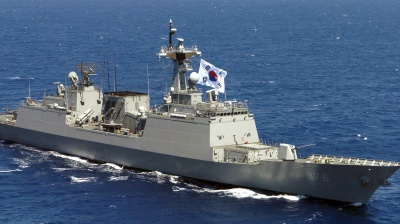South Korea reportedly sending destroyer to join US-led naval force protecting tankers in Gulf
