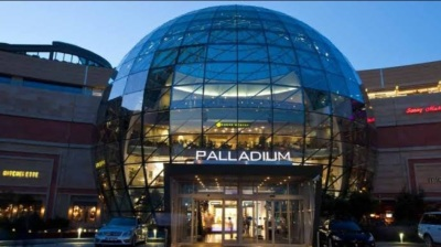 Akbank takes over Istanbul's Palladium Atasehir shopping mall