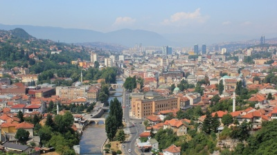 ALACO DISPATCHES: Sarajevo's balancing act