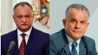 Constitutional crisis erupts in Moldova
