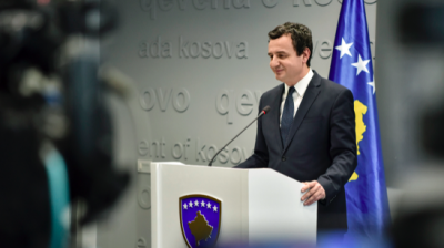 EU, US divided over Kosovan PM's decision to partially lift tariffs