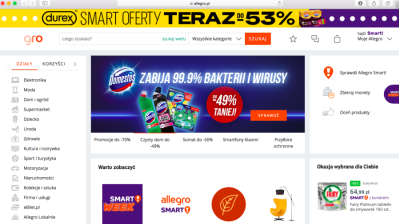Poland's top e-commerce firm Allegro sets maximum IPO price at PLN43