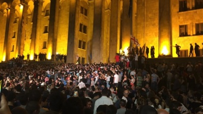 COLCHIS: Tbilisi's protests and the Georgian Dream Political paradox