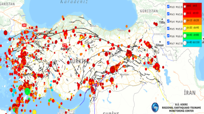 Turkey seesawing between earthquakes and floods