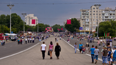 Transnistria slumps as Moscow pulls the strings
