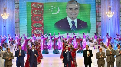 Turkmenistan: My kingdom for a horse association