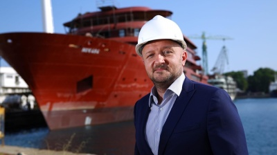 Croatia's DIV to take over Norway's troubled Kleven Verft shipyard
