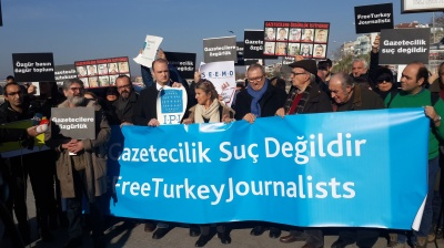 Press freedom watchdog calls on Turkey to revise regulation that 'threatens financial reporting'