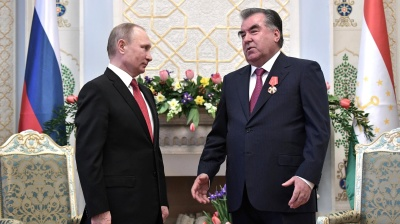The Tajik election—Stick not twist for Moscow