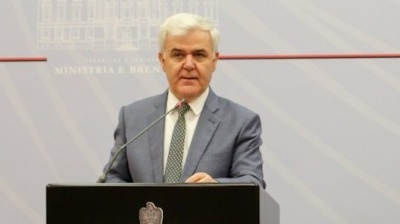 Albanian interior minister resigns amid drug link claims