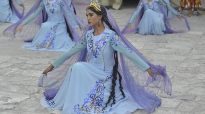 Opening up of Uzbekistan: Tourism reaches Alexandria on the Oxus