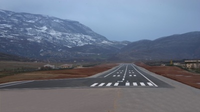 Albania awards 35-year concession for Kukes airport to Dutch-Albanian tie-up
