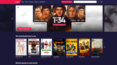 "The ""Russian Netflix"" Ivi.ru receives $40mn from top Russian and foreign investors"