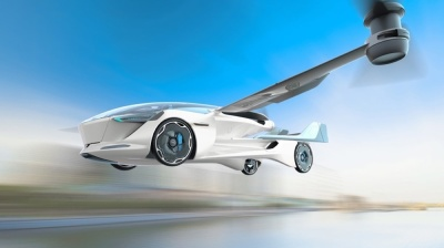 Chinese interested to invest in flying car from Slovakia