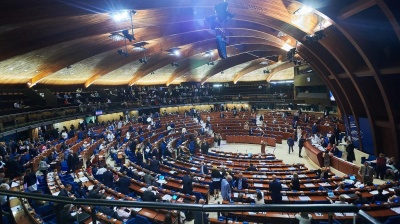 Ukrainian delegation suspends its participation in PACE