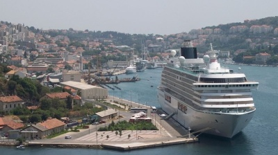 Dubrovnik plans to tax foreign cruise ships