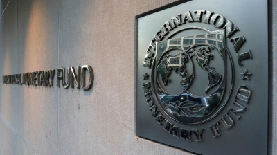 "Ukraine's talks with the International Monetary Fund have ""stalled"" says NBU"