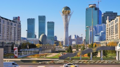 """Bad bank"" to bail out second largest Kazakh lender seeking urgent takeover"
