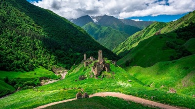 The region of Ingushetia is about to become the first Russian region ever to go bust