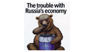 MOSCOW BLOG: Russia caught out by oil plunge