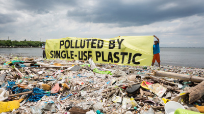 COMMENT: Technology can reduce the global plastic pollution problem
