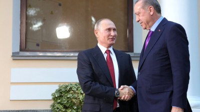 MOSCOW BLOG: Turkey's crisis a golden opportunity for the Kremlin