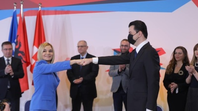 Albania's main opposition parties to fight general election together