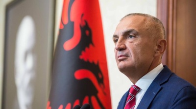Albanian ruling party starts procedures to impeach president