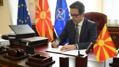 COVID-infected MPs join North Macedonia parliament session to push through stimulus package