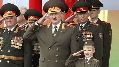 Belarus deploys troops in Lithuanian direction amid NATO maneuvers