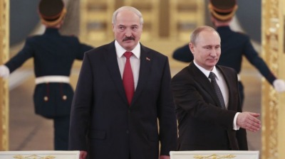 Belarus president steps up anti-NATO rhetoric