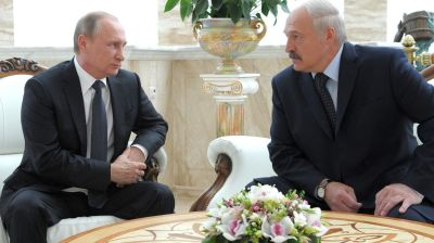 Lukashenko, Putin agree on setting up a single market mechanism, merging some government functions