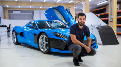 Porsche boosts stake in Croatia's Rimac to 15.5%