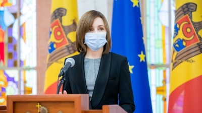 President appoints new PM-designate as Moldova faces third coronavirus wave