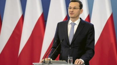 Poland's PiS strikes deal with opposition on ratification of EU recovery fund