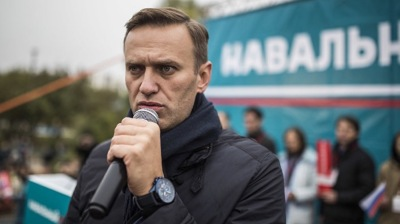 MOSCOW BLOG: Has Navalny started a revolution?