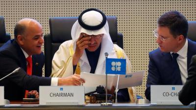 OPEC+ talks with Russia collapse, oil prices tank